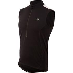 PEARL iZUMi Select Quest Sleeveless Jersey Men Black/Black